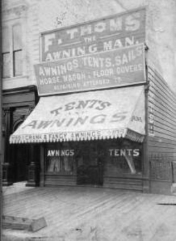 History of American Canvas And Awnings in San Francisco, CA