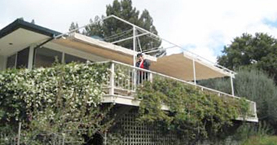Retractable Awning for House