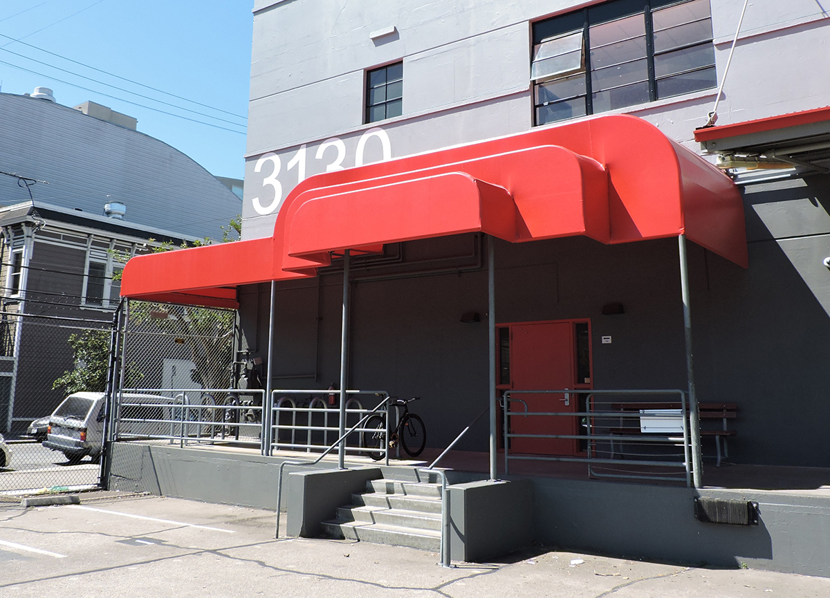 Multi-sectional Awning System