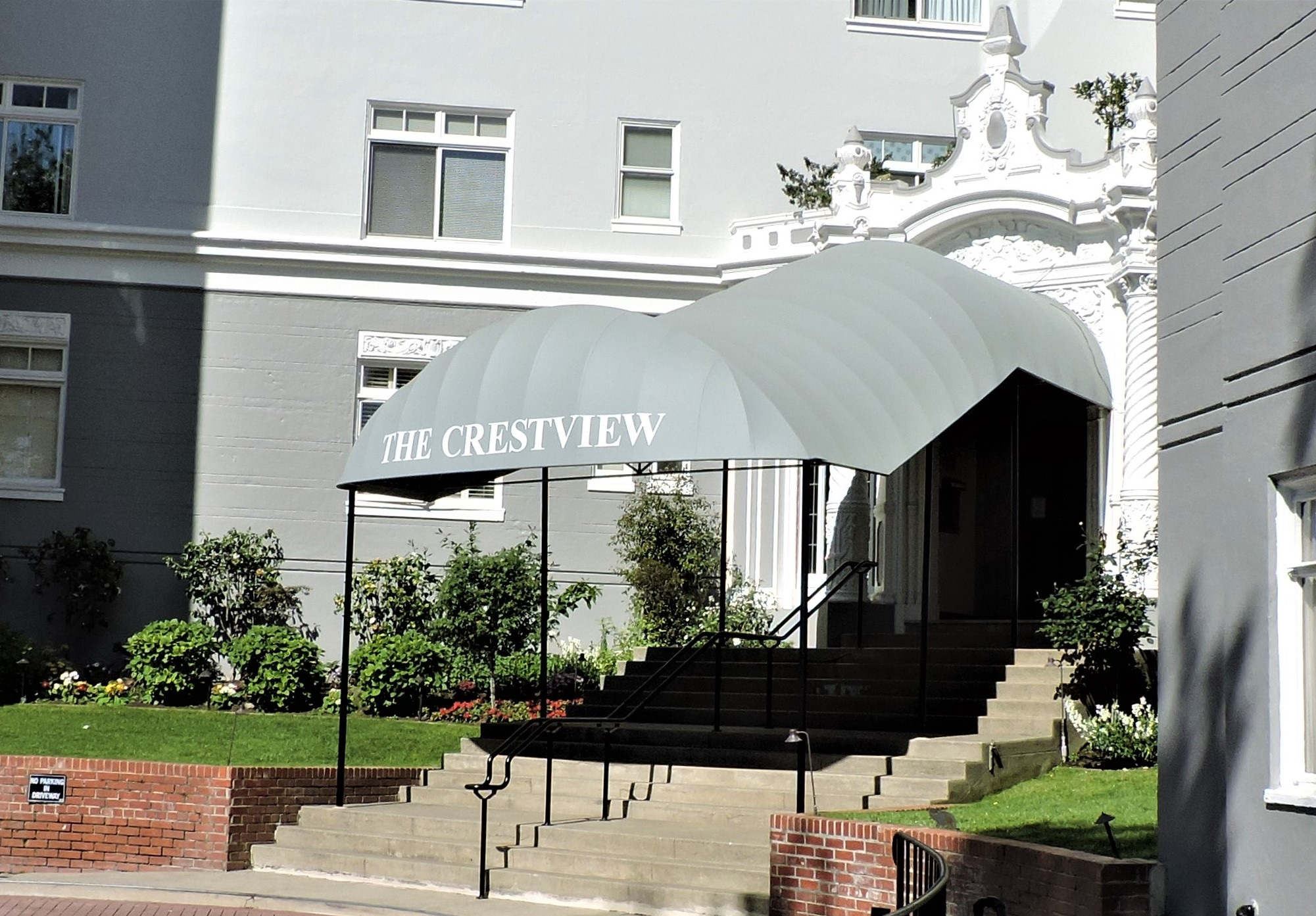 Canopy for Crestview Apartments San Francisco CA