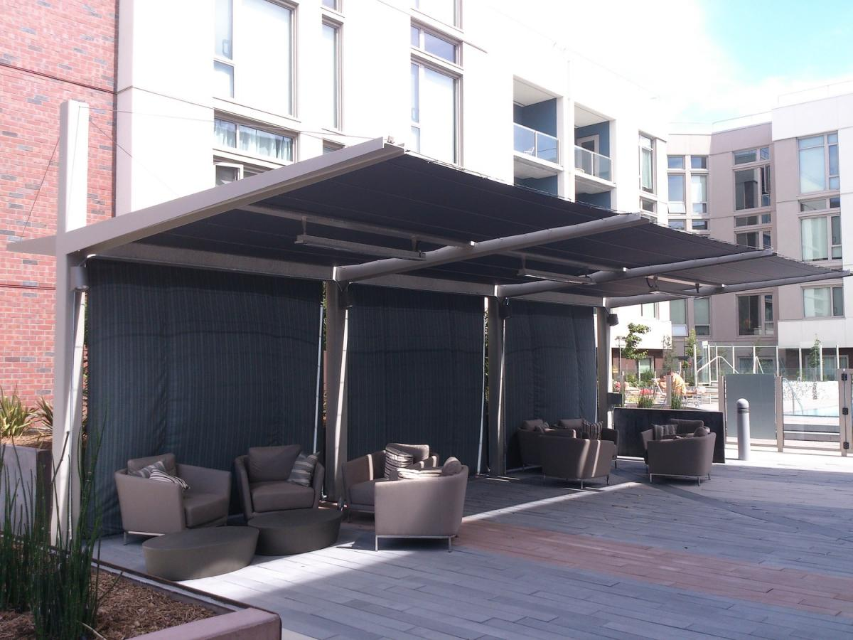 san francisco ca commercial awnings and canopies american
